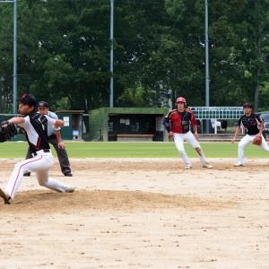 【新日本スポーツ連盟 大阪府野球協議会】 TOPIX:2020年07月02日(木)の投稿「6/28スポーツ祭典一回戦」